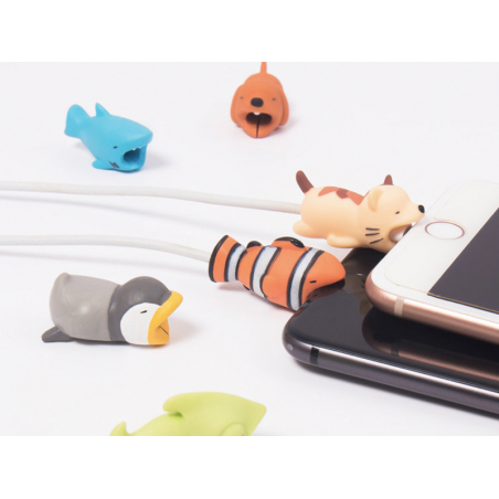 Acheter Protège câble - cochon - 2,99€ en ligne sur La Petite Epicerie - Loisirs créatifs