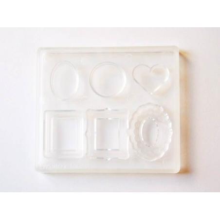 Transparent Padico frame mould