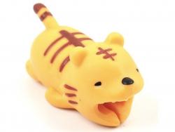 Protège câble - tigre