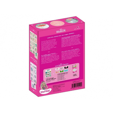 Acheter WePAM BOX - 20 idées déco à réaliser soi-même - 24,90€ en ligne sur La Petite Epicerie - 100% Loisirs créatifs