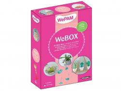 Acheter WePAM BOX - 20 idées déco à réaliser soi-même - 24,90€ en ligne sur La Petite Epicerie - Loisirs créatifs