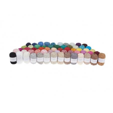 Acheter Set de 60 pelotes de coton - Ricorumi - 64,90€ en ligne sur La Petite Epicerie - 100% Loisirs créatifs