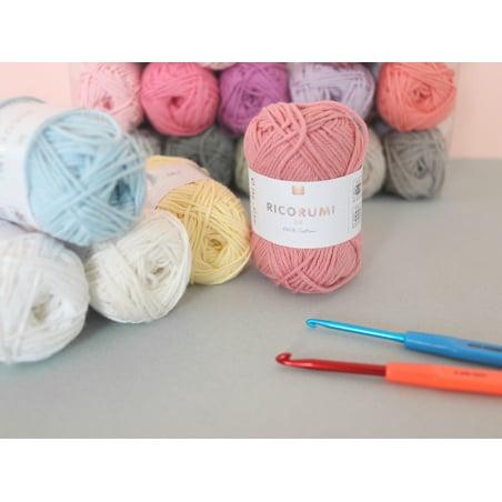 Acheter Set de 20 pelotes de coton- Baby Pastel - Ricorumi - 28,99€ en ligne sur La Petite Epicerie - Loisirs créatifs