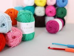 Acheter Set de 20 pelotes de coton - Ricorumi - 28,99€ en ligne sur La Petite Epicerie - 100% Loisirs créatifs
