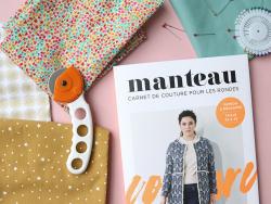 Acheter Livre + patron - Manteau - Carnet de couture pour les rondes - 10,90€ en ligne sur La Petite Epicerie - 100% Loisirs...