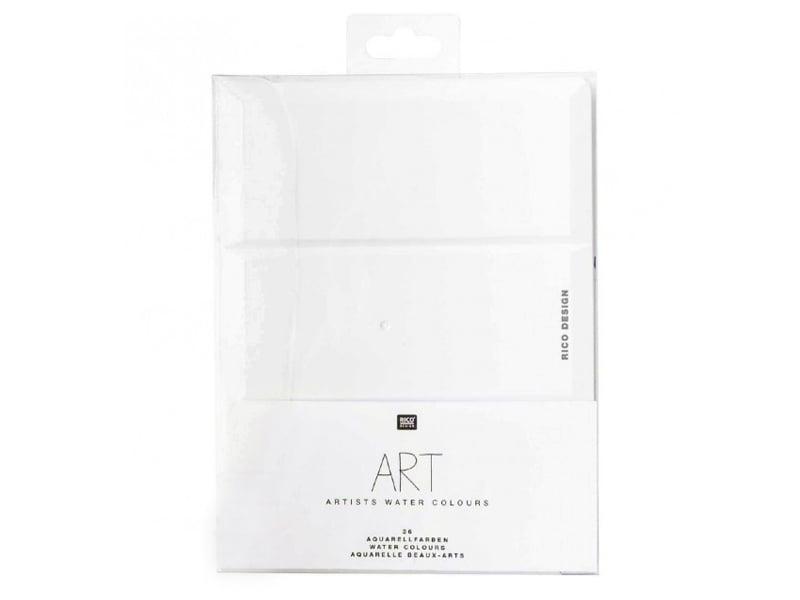 Acheter Palette de 36 demi-godets d'aquarelle / Peinture à l'eau - 43,59€ en ligne sur La Petite Epicerie - 100% Loisirs cré...