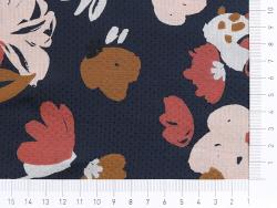 """Acheter Tissu viscose """"Posie Blue"""" - Atelier Brunette - 1,99€ en ligne sur La Petite Epicerie - Loisirs créatifs"""