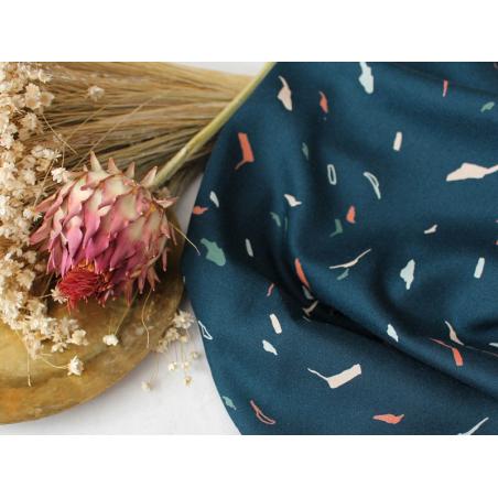 "Acheter Tissu viscose ""Tabby Green"" - Atelier Brunette - 1,99€ en ligne sur La Petite Epicerie - 100% Loisirs créatifs"