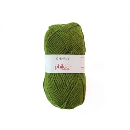 Acheter Laine à tricoter Charly - Gazon - 1,75€ en ligne sur La Petite Epicerie - Loisirs créatifs