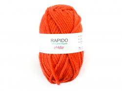 Laine à tricoter Rapido - Feu