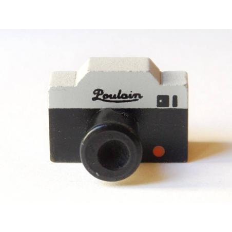"""Tampon - Appareil photo """"Poulain""""  - 3"""