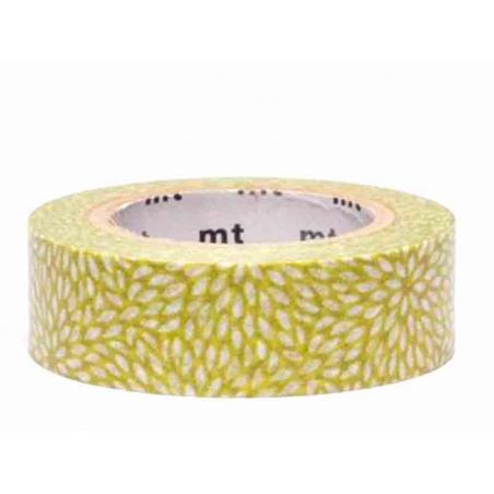 Acheter Masking tape motif - Fleur de riz anis mujinagiku - 3,30€ en ligne sur La Petite Epicerie - 100% Loisirs créatifs
