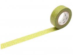 Masking tape motif - Fleur...