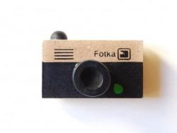 """Tampon - Appareil photo """"Fotka"""""""