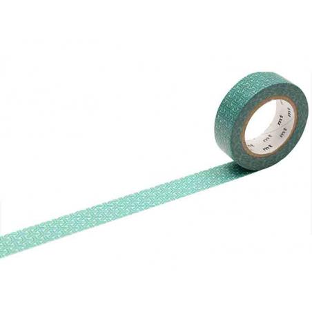 Acheter Masking tape motif - Kumikikkou bleu - 3,30€ en ligne sur La Petite Epicerie - Loisirs créatifs