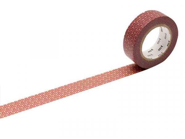 Acheter Masking tape motif - Kumikikkou rouge - 3,30€ en ligne sur La Petite Epicerie - 100% Loisirs créatifs