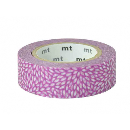 Acheter Masking tape motif - Fleur de riz fuchsia mujinagiku - 3,30€ en ligne sur La Petite Epicerie - 100% Loisirs créatifs