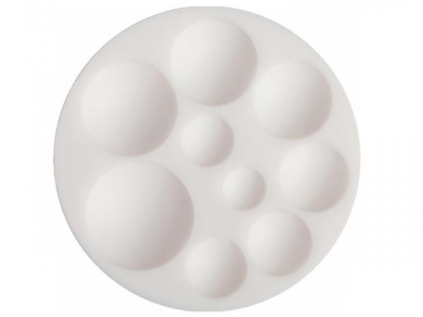 Acheter Moule en silicone - Cabochons ronds - 5,10€ en ligne sur La Petite Epicerie - 100% Loisirs créatifs