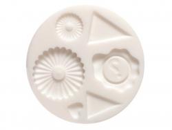 Moule en silicone - Décoration