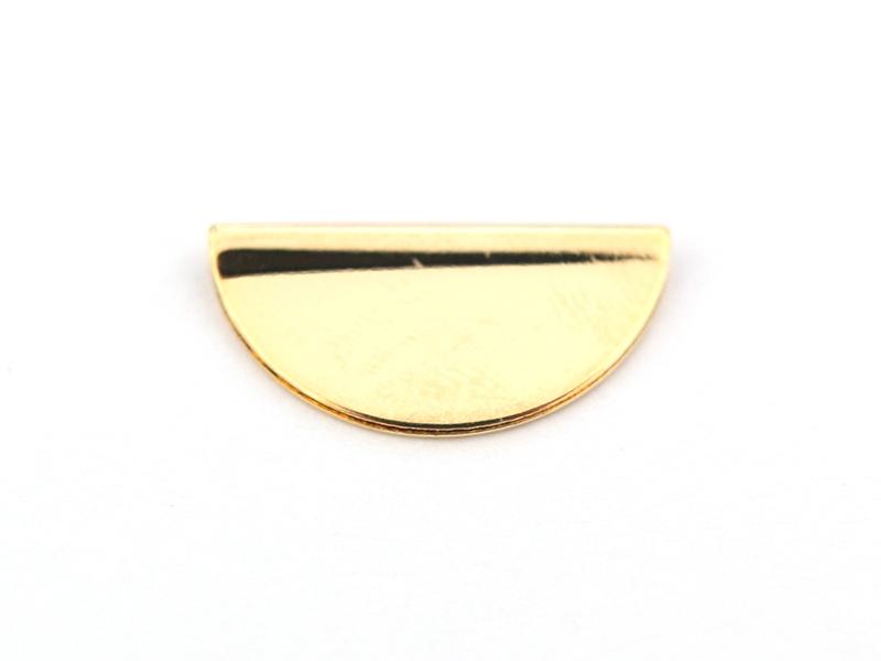 Acheter Perle demi-cercle - dorée à l'or fin - 1,59€ en ligne sur La Petite Epicerie - Loisirs créatifs