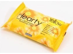 Hearty Clay - yellow