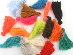 Acheter Pompon en coton - vert - 0,49€ en ligne sur La Petite Epicerie - 100% Loisirs créatifs
