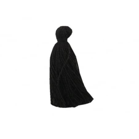 Acheter Pompon en coton - noir - 0,49€ en ligne sur La Petite Epicerie - 100% Loisirs créatifs