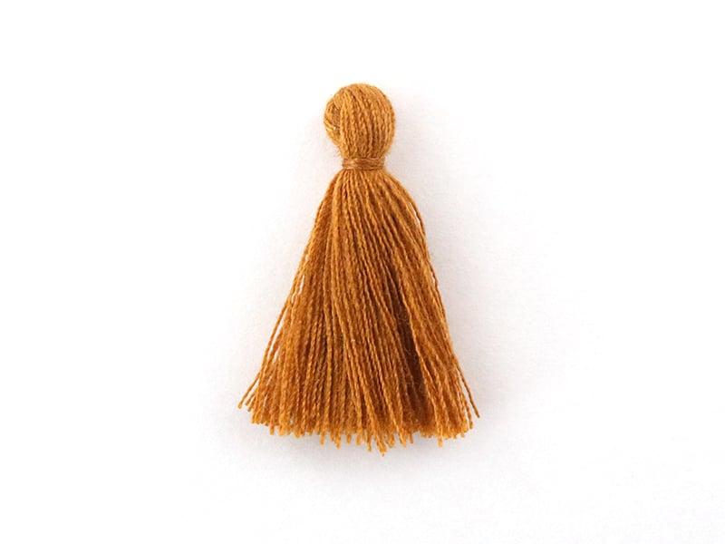 Acheter Pompon en coton - marron clair - 0,49€ en ligne sur La Petite Epicerie - 100% Loisirs créatifs