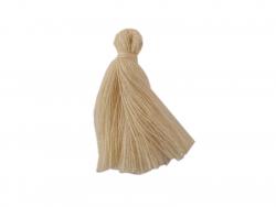 Acheter Pompon en coton - beige - 0,49€ en ligne sur La Petite Epicerie - 100% Loisirs créatifs