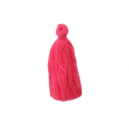 Acheter Pompon en coton - rose fushia - 0,49€ en ligne sur La Petite Epicerie - Loisirs créatifs