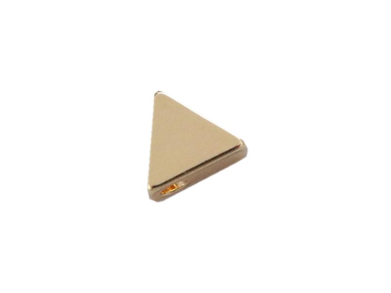 Acheter Perle triangle - dorée à l'or fin 18K - 0,49€ en ligne sur La Petite Epicerie - 100% Loisirs créatifs
