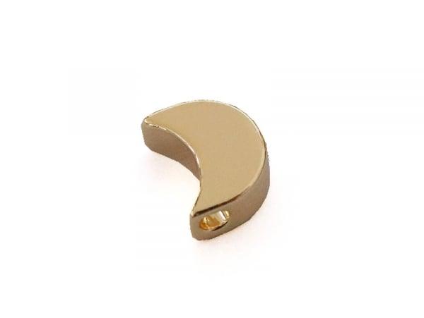 Acheter Perle lune - dorée à l'or fin 18K - 0,49€ en ligne sur La Petite Epicerie - Loisirs créatifs