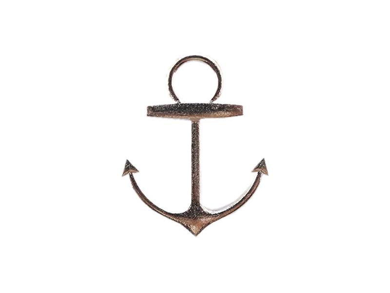 Acheter Pendentif ancre marine - argent - 0,29€ en ligne sur La Petite Epicerie - 100% Loisirs créatifs
