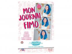 Livre - Mon journal Fimo