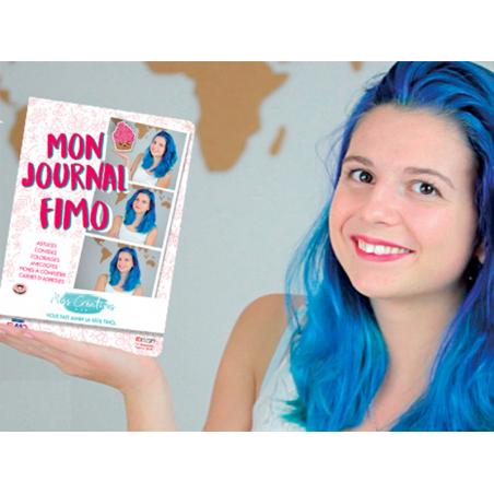 Acheter Livre - Mon journal Fimo - 9,90€ en ligne sur La Petite Epicerie - 100% Loisirs créatifs