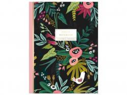 Acheter Carnet A5 - Floral - 12,99€ en ligne sur La Petite Epicerie - 100% Loisirs créatifs