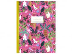 Acheter Carnet A5 - Jardin luxuriant - 12,99€ en ligne sur La Petite Epicerie - Loisirs créatifs