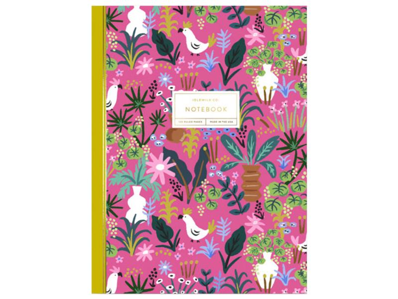 Acheter Carnet A5 - Jardin luxuriant - 12,99€ en ligne sur La Petite Epicerie - 100% Loisirs créatifs