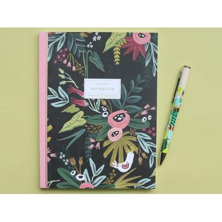 Acheter Carnet A5 - Floral - 12,99€ en ligne sur La Petite Epicerie - Loisirs créatifs