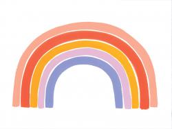 Acheter Affiche 20 x 25 cm - Arc-en-ciel - 17,49€ en ligne sur La Petite Epicerie - Loisirs créatifs