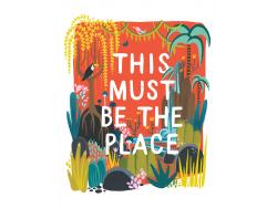 Acheter Affiche 20 x 25 cm - This must be the place - 17,49€ en ligne sur La Petite Epicerie - Loisirs créatifs