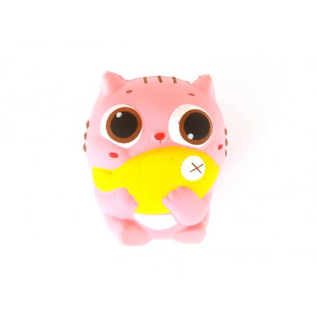 Acheter Squishy Chat et poisson - 13,09€ en ligne sur La Petite Epicerie - Loisirs créatifs