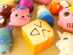 Acheter Squishy Chat allongé - 8,09€ en ligne sur La Petite Epicerie - 100% Loisirs créatifs