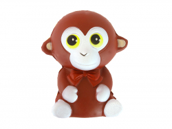 Squishy Bébé macaque