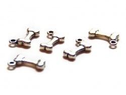 Acheter 1 breloque os - argentée - 0,49€ en ligne sur La Petite Epicerie - Loisirs créatifs