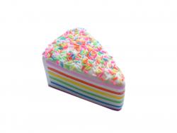 Squishy Petit rainbow cake...