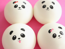 Acheter Squishy Petite tête de panda - aléatoire - 4,99€ en ligne sur La Petite Epicerie - 100% Loisirs créatifs