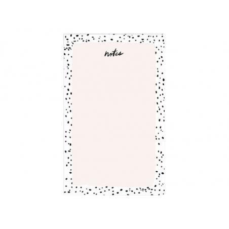 Acheter Bloc-notes - A pois - 7,99€ en ligne sur La Petite Epicerie - Loisirs créatifs