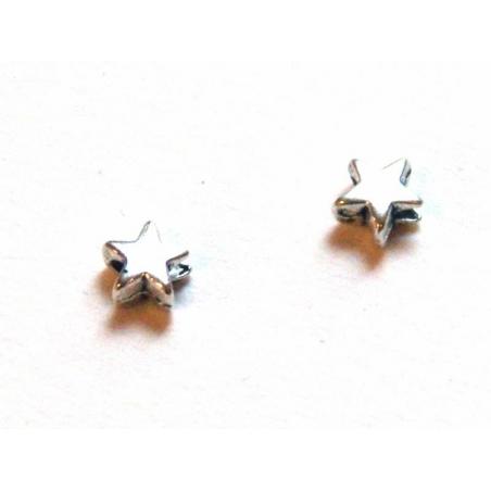 Acheter 1 Perle métal - étoile - 0,19€ en ligne sur La Petite Epicerie - Loisirs créatifs
