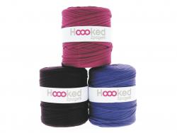 Acheter Grande bobine de fil Hoooked Zpagetti - Nuances de violet - 11,90€ en ligne sur La Petite Epicerie - Loisirs créatifs